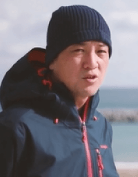 NPO法人 浜わらす 代表 笠原一城さん